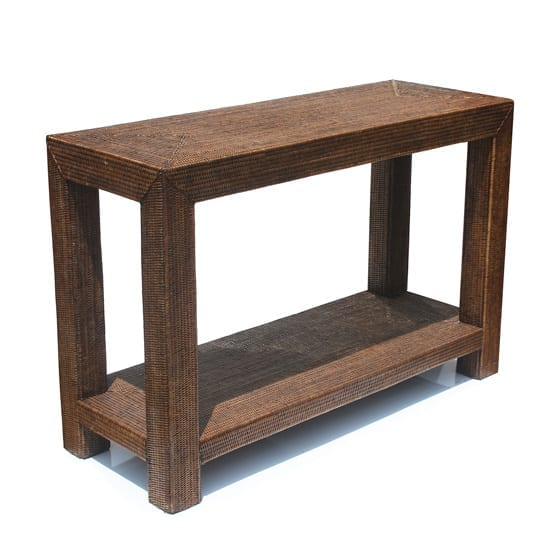 Satara Alfresco Console Table