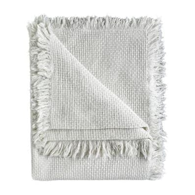 Satara Chelsea Throw White