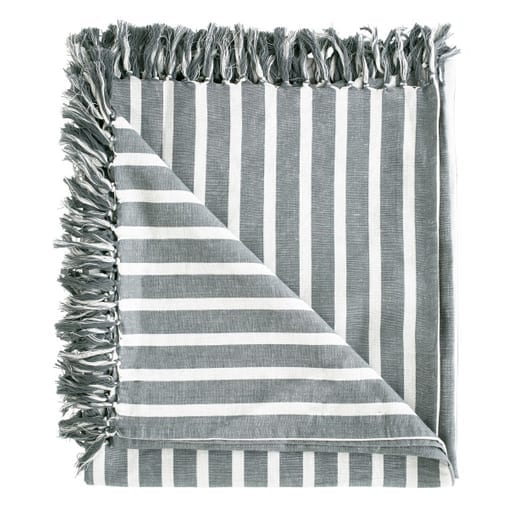 Satara Coitier Throw Slate