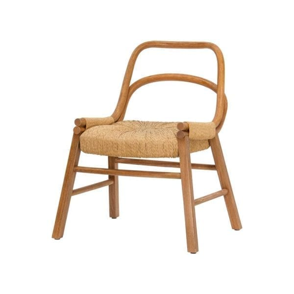 Satara Float Arm Chair Natural
