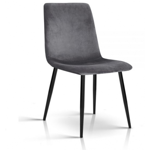 Rebecca Modern Dining Chairs Set 4