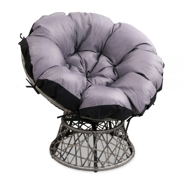 George Papasan Chair - Grey
