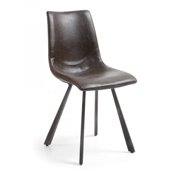 Jet Chair Brown | 2 Set