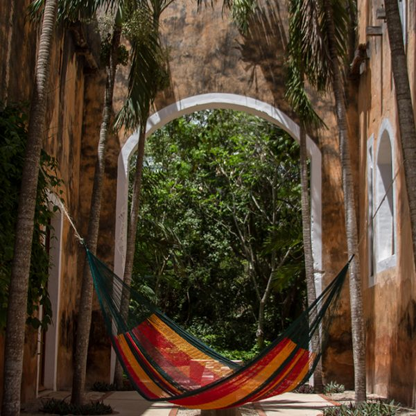 King Size Cotton Hammock in Imperial
