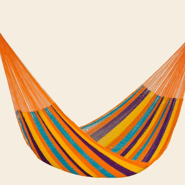 King Size Nylon Plus Hammock in Alegra