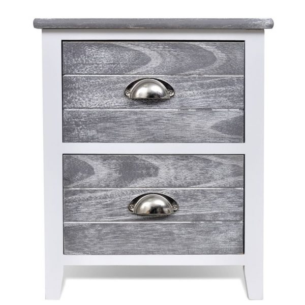 Annabelle Bedside Table Set of 2