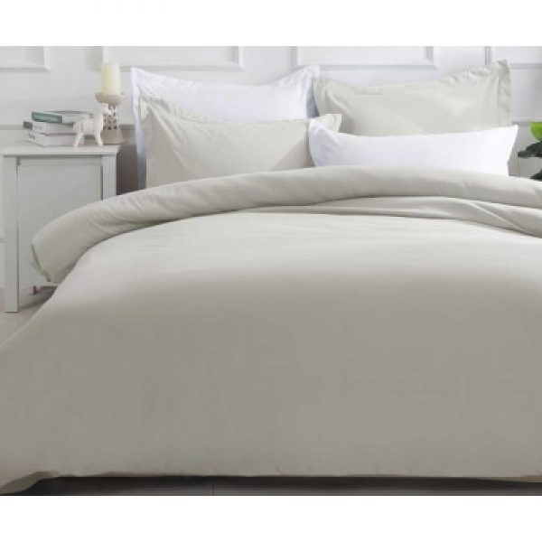 Phoebe Linen Duvet Cover Super King