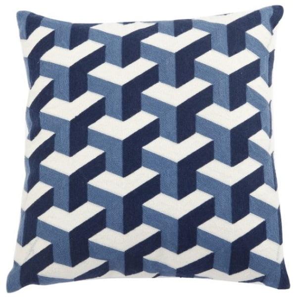 Geometric 3D patterned Cushion
