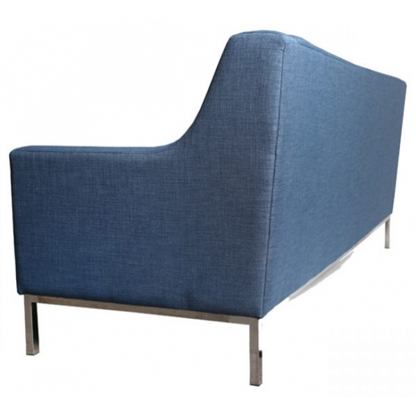 Montgomery Sofa Denim 3 seater ex display denim