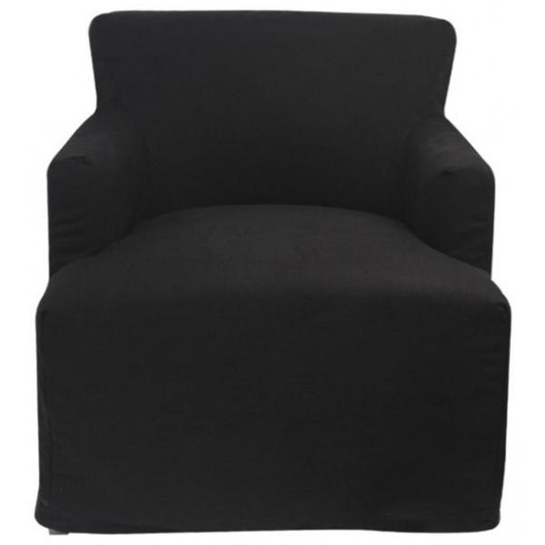 Nantucket Armchair Black