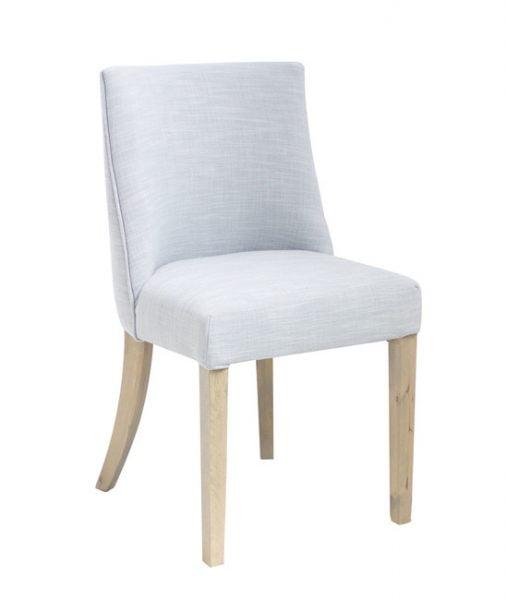 Ophelia Dining Chair Light Grey