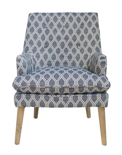 Santa Fe Patterned Armchair