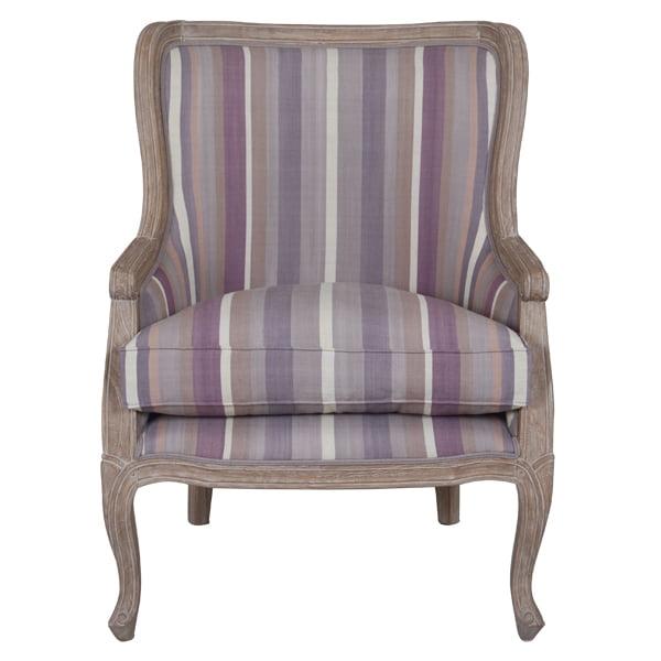 Macready Armchair Stripe