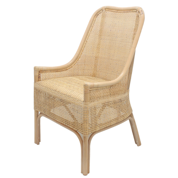Brunch Rattan Chair Whitewash