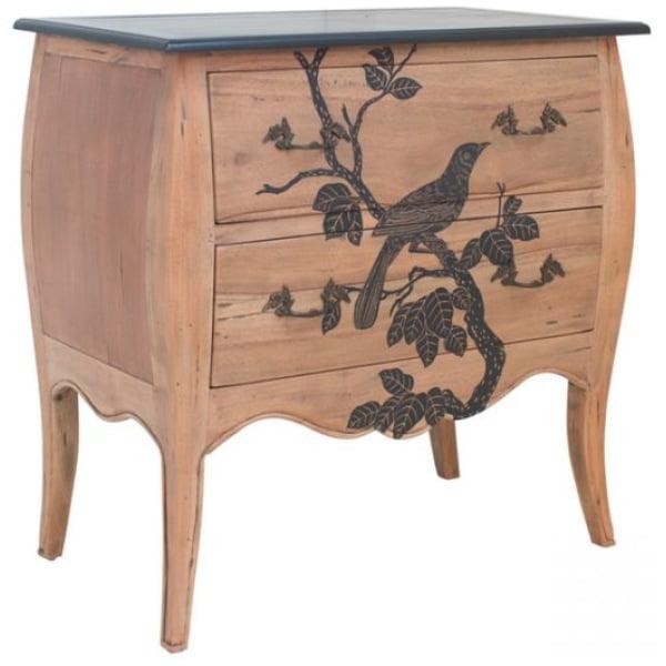 Blue Bird Dresser