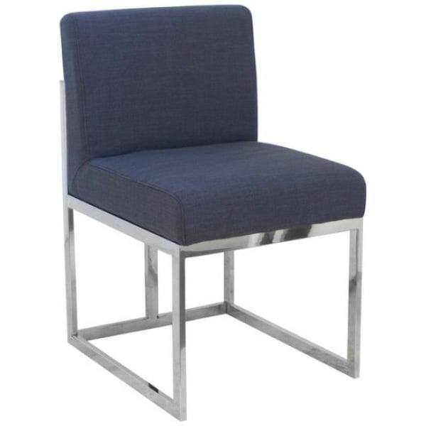 Jaxson Dining Chair Navy Blue