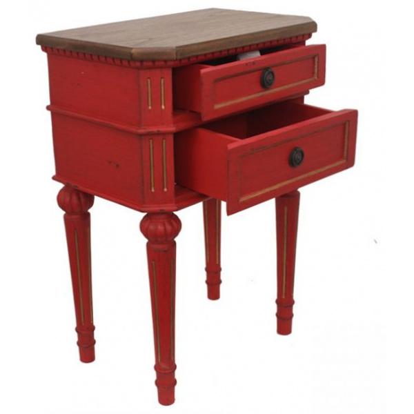 Moulin Bedside Table