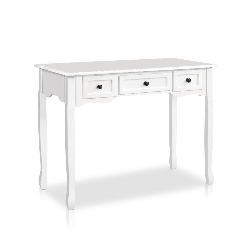 Alla French Provincial Hall Table - White