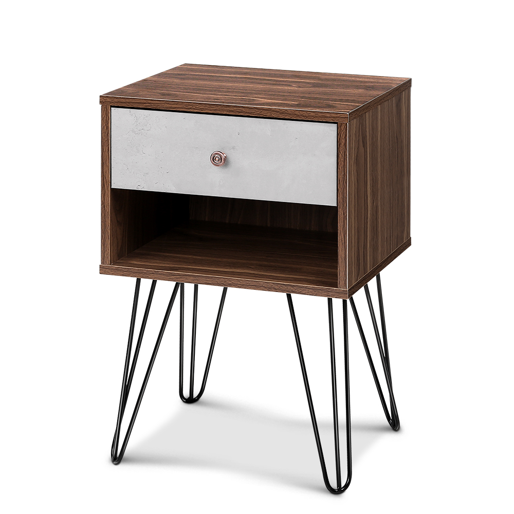 Rutherford Bedside Table