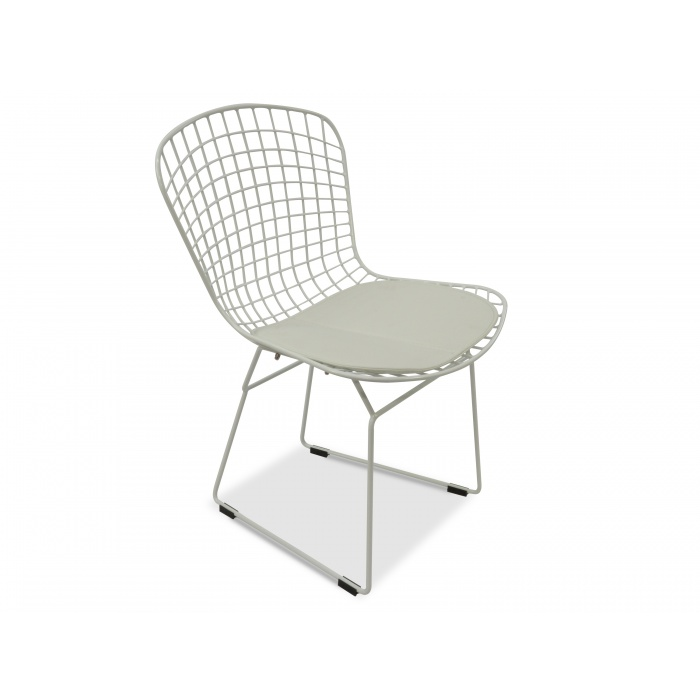 Jeremiah Dining Chair White