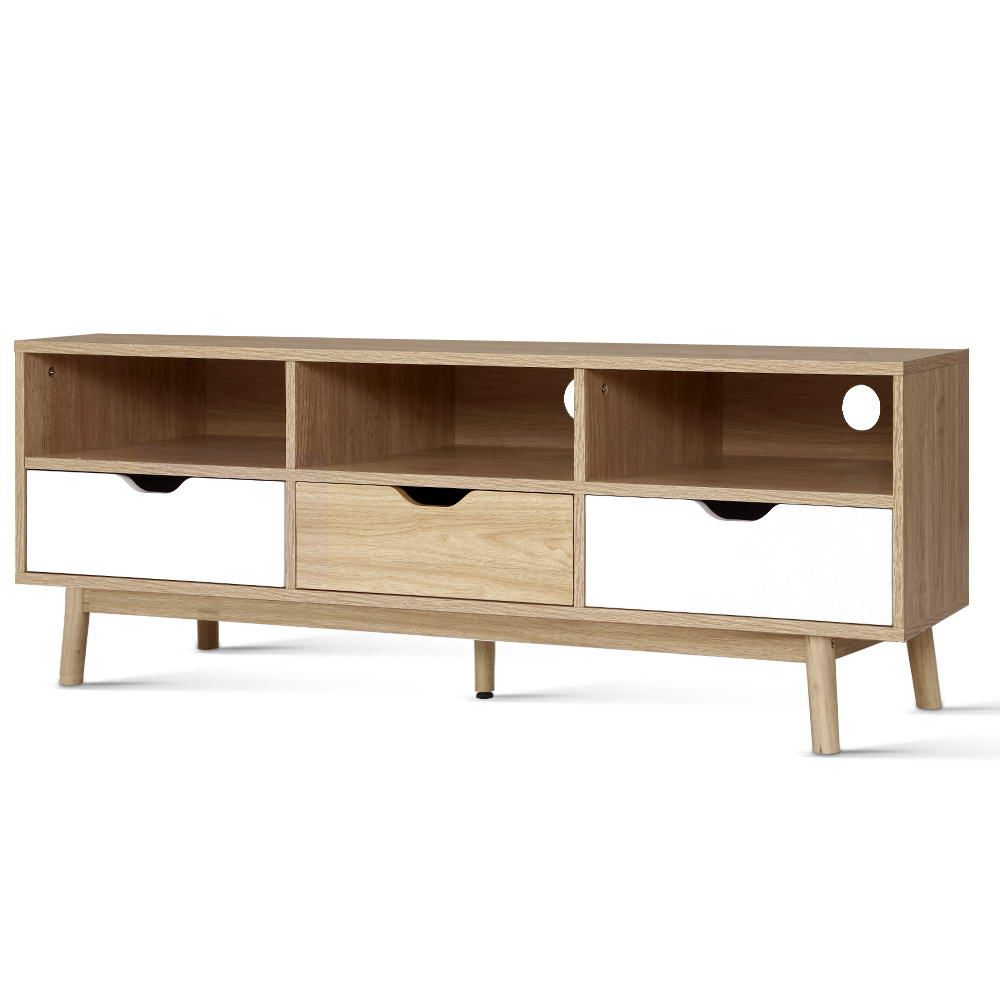 Noah Entertainment TV Unit Cabinet Scandinavian