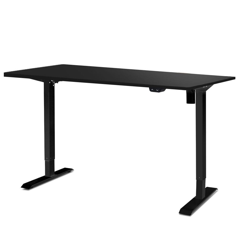 Parker Adjustable Desk Black