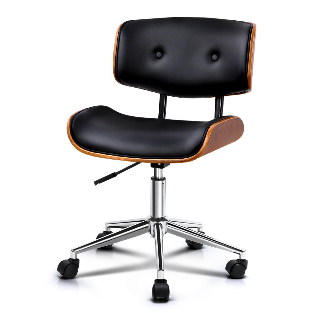 Theo Office Chair Black