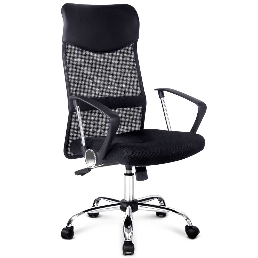 Alastair Black Mesh Office Chair