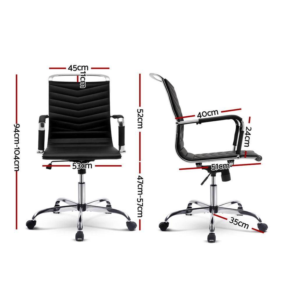 Noah Office Chair Black