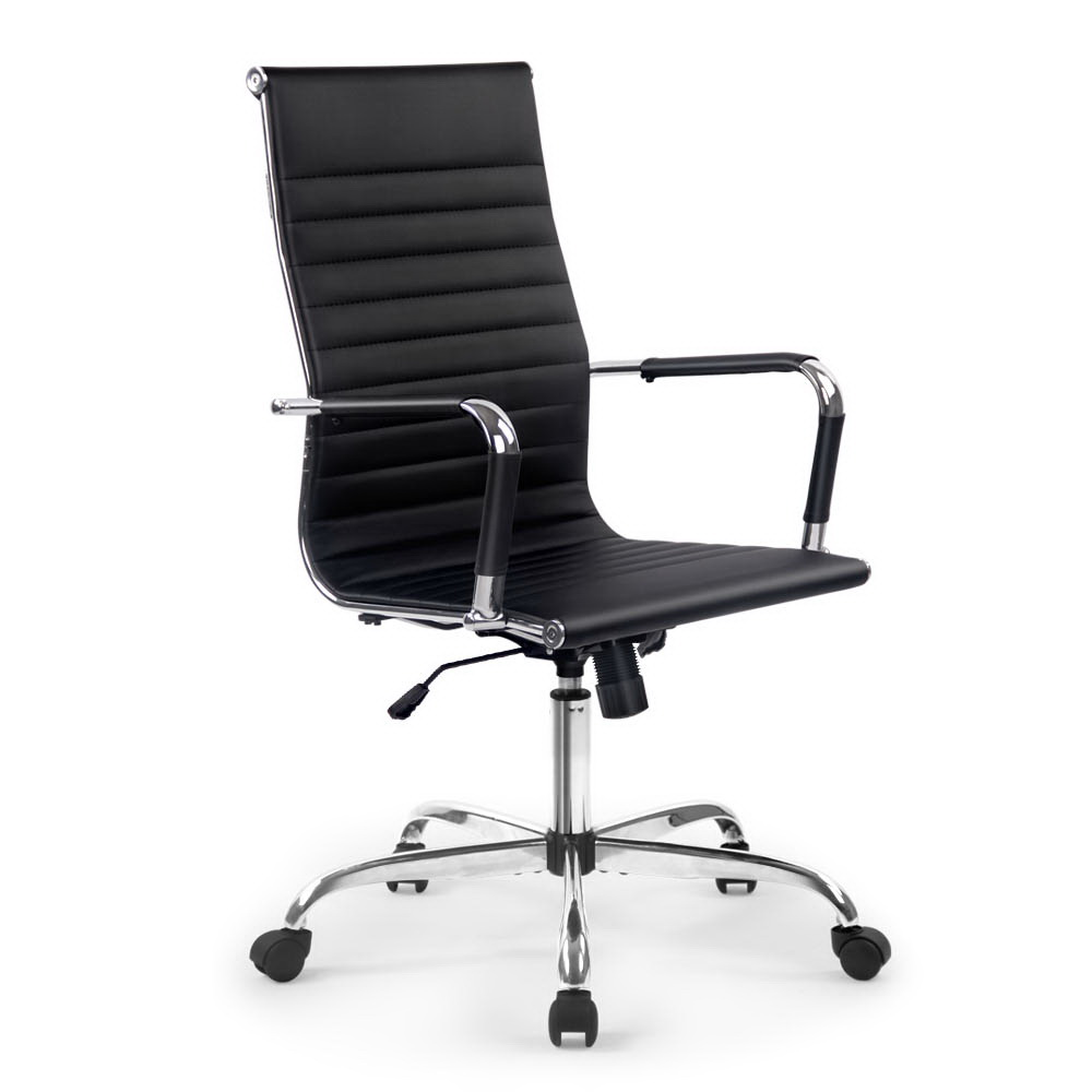 Laurant High Back Office Chair Black