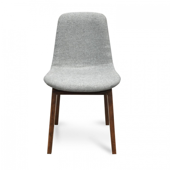 Keely Dining Chair Light Grey