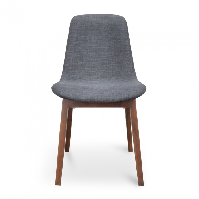 Kalle Dining Chair Charcoal
