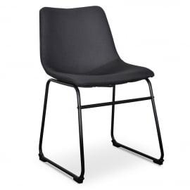 Juan Dining Chair Black Set of 2