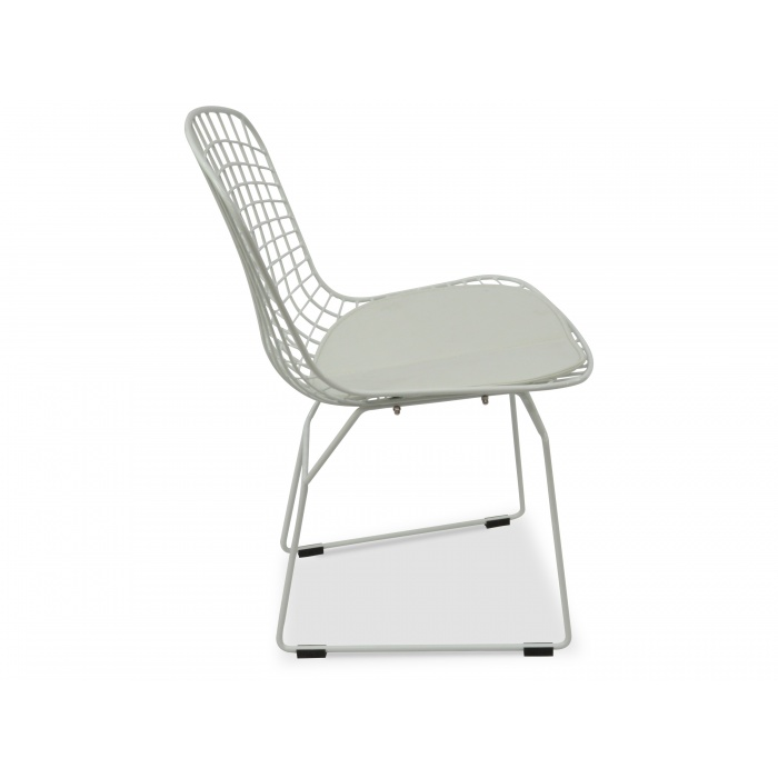 Jenner Dining Chair White