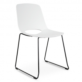 Jerome Dining Chair White