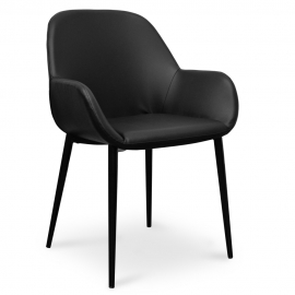 Jagger Dining chair Black
