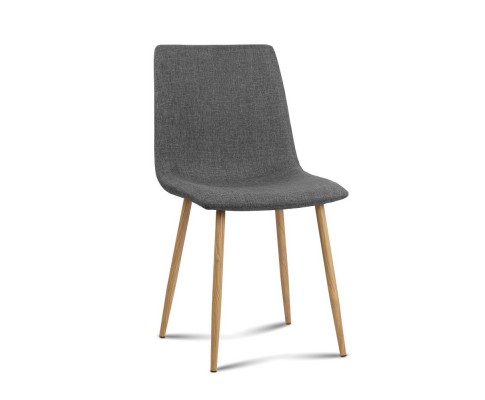 Jenson Charcoal Dining Chairs