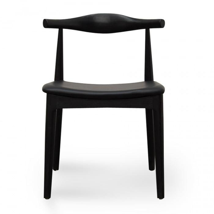 Jade Dining Chair Black