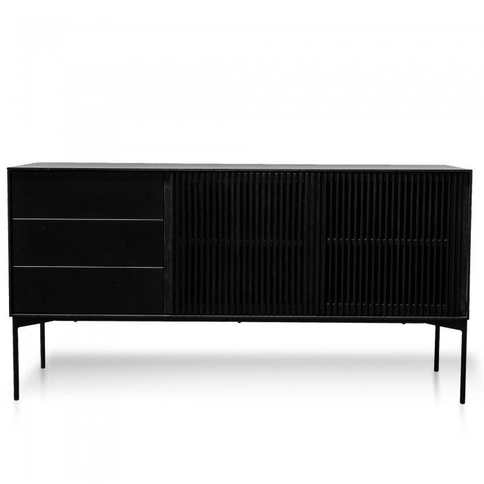Daisey Sidboard Buffet Black Oak