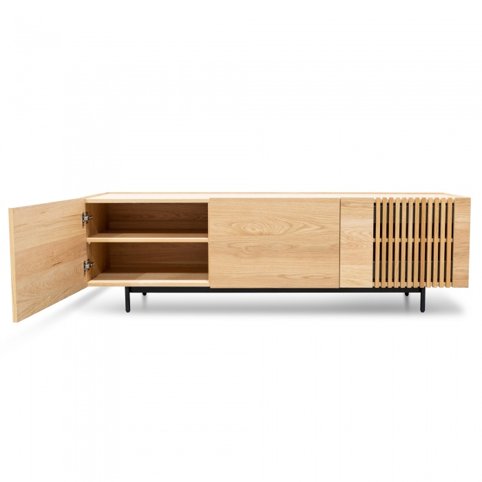 Sigge Entertainment TV Unit - Natural