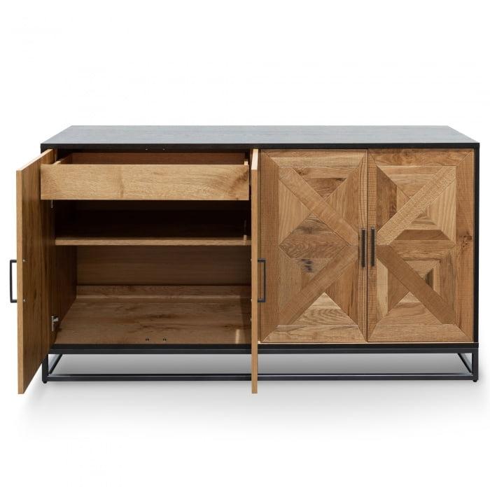 Anouk Wooden Sideboard Buffet