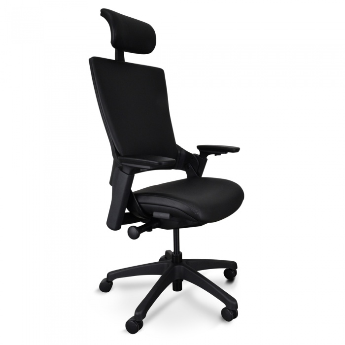 Sophie Office Chair Black