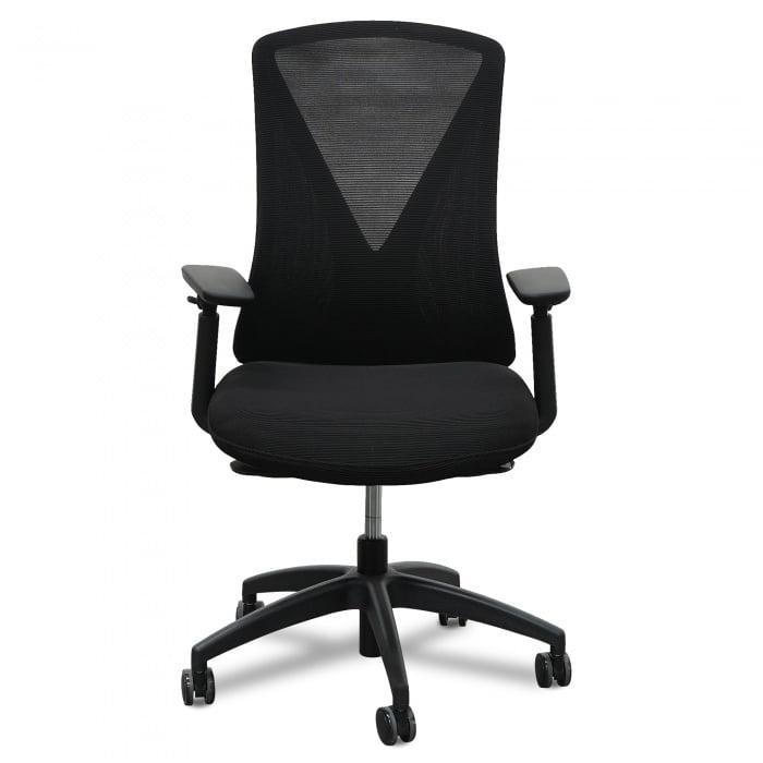 Rebecca Office Chair Black
