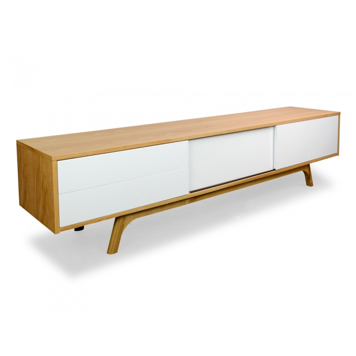 Cally 210cm Entertainment TV Unit