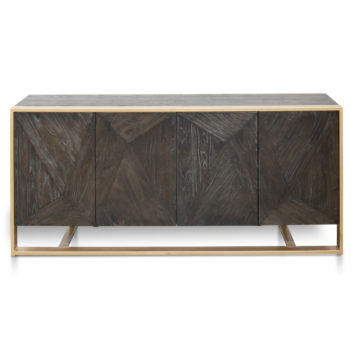 Nadine Black Sideboard Buffet