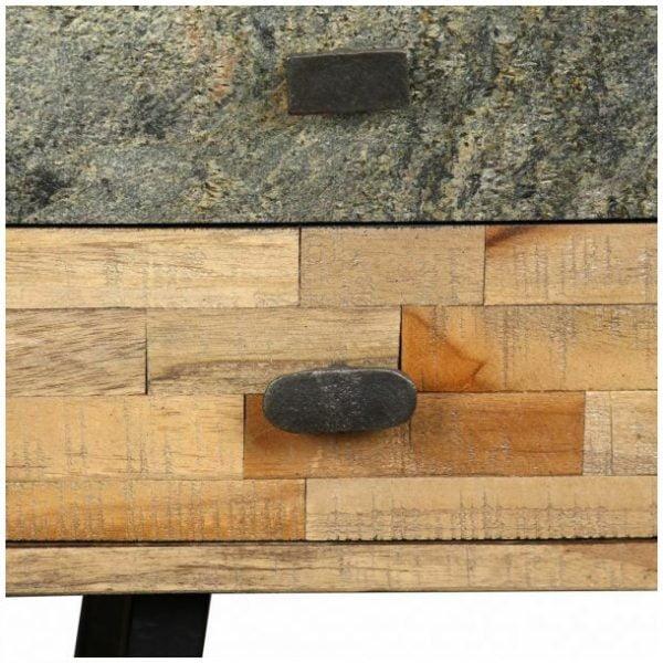 Aksel Wooden Desk