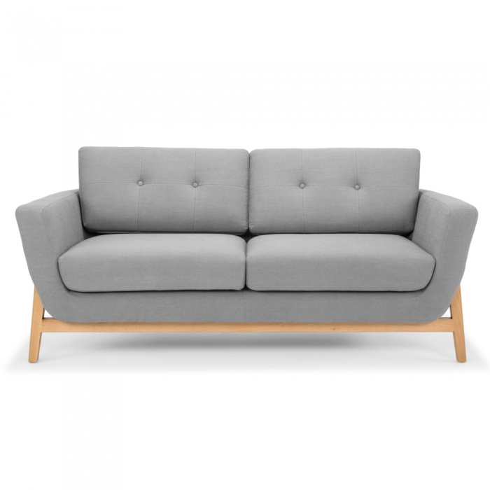 Whitby 2 Seater Sofa Charcoal