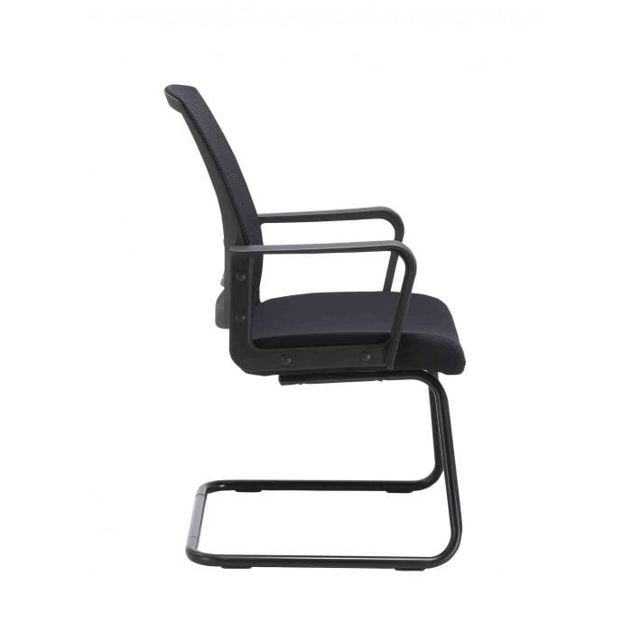 Shelby Mesh Ergonomic Office Chair Black