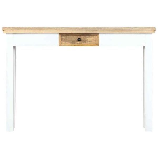 Penny Desk Console White