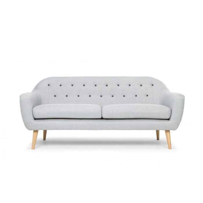 Orwell 3 Seater Sofa Grey